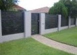 Aluminium fencing Hunter Fencing Company