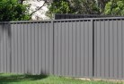 Aberdare Colorbond fencing 3
