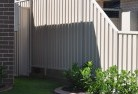 Aberdare Colorbond fencing 8