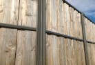 Aberdare Lap and cap timber fencing 2