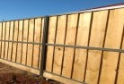 Aberdare Lap and cap timber fencing 4