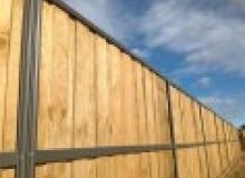 Kwikfynd Lap and Cap Timber Fencing aberdare