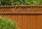 Aberdare Wood fencing 14