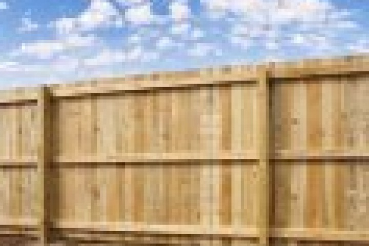 Hunter Fencing Company Wood fencing 720 480
